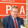 Poseł Romuald Ajchler zaskoczony przegraną prezydenta Komorowskiego