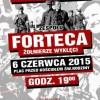 Koncert zespołu Forteca w Pile