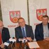 O inwestycjach drogowych i modernizacji lini kolejowej Poznań –Piła