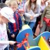 Plac zabaw od Muszkieterów przekazany dzieciom