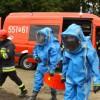 Niebezpieczna substancja w centrum Piły