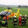 Tragiczny wypadek na budowie w okolicach Skrzatusza