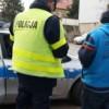 Policjanci dbali o bezpieczeństwo pieszych