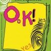Książka jest O.K! z Joanną Concejo, która rysuje książki ołówkiem