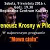 Ireneusz Krosny wystąpi z najnowszym programem w Pile. Podwójna wejściówka do wygrania!