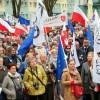"""W Pile odbyła się Manifestacja """"My, Naród!"""""""
