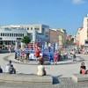 Pierwszy plenerowy pokaz sportów walki w centrum Piły