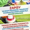 Akademia piłkarska czeka – zapisz się już dziś!