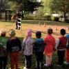 Pilscy policjanci zorganizowali przedszkolakom pokaz psów służbowych