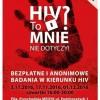Anonimowe i bezpłatne badania HIV w Pile
