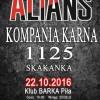 Koncert z okazji 40-tych urodzin Punk Rocka na Barce – Mamy wejściówki!