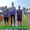 Pięć medali młodych lekkoatletów pilskiej GWDY
