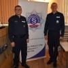 Podziękowania dla wykładowców z pilskiej Szkoły Policji