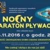 Zapraszamy na Nocny Maraton Pływacki