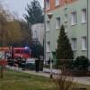 Tragiczny pożar na Lutyckiej w Pile