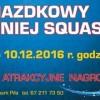 Zapraszamy na Gwiazdkowy Turniej Squasha