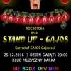 STAND-UP: Krzysztof GAJOS Gajewski oraz Amadeusz Izban wystąpią na pilskiej BARCE