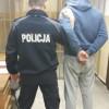 Sprawca kradzieży i posiadacz narkotyków w rękach ujskich policjantów