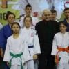 Uczniowie Gimnazjum Salezjańskiego w Pile – Dominik i Bartłomiej Skowyra na Międzynarodowym Campie Judo w Elblągu
