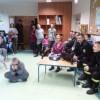 """Spotkanie w szkole w ramach akcji """"Bezpieczne ferie"""""""