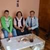 Prezydent Głowski odwiedził rodzinę Łukasza Palińskiego