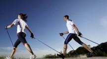 Naucz się prawidłowo chodzić z kijkami – maszeruj po zdrowie w woj. wielkopolskim