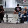 Muzyczny Aperitif z bluesem przy pilskich fontannach