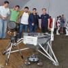 W sobotę na lotnisku w Pile otwarta została księżycowo-marsjańska baza Lunares