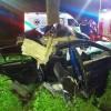 Śmiertelny wypadek na drodze w Łobżenicy