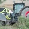 Wypadek ciągnika rolniczego