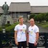 Pilski diament judo Dominik Skowyra nabierał doświadczenia w Japonii