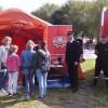 """Strażacy promowali bezpieczeństwo podczas pikniku naukowego """"Flora i Fauna"""""""