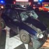 Wypadek na K-11 w Podaninie