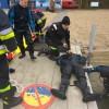 Ćwiczenia – akcja ratownicza podczas wypadku nurkowego