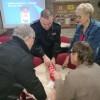Strażacy spotkali się i edukowali seniorów