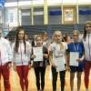 II halowy meeting lekkoatletyczny dla dzieci ze szkół podstawowych m. Piły