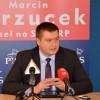 Poseł Porzucek o elektryfikacji linii kolejowej Piła – Kostrzyn i o S11