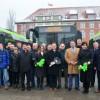 6 nowych hybrydowych autobusów Solaris w taborze pilskiego MZK