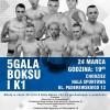 5 Gala Boksu i K1 w Chodzieży już w sobotę