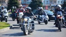 Motocykliści wyprowadzili swoje maszyny z garaży i pożegnali zimę