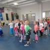 Kolejny pokazowy trening boksu