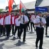 Pilski strażak z reprezentacją Polski walczył na Ukrainie