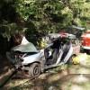 Śmiertelny wypadek na drodze