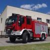 Pilscy strażacy bogatsi o nowy samochód do gaszenia pożarów lasów