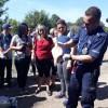 Warsztaty kryminalistyczne autorstwa policjantów z KPP w Pile