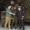 Mamy mundur belgijskiego czołgisty