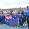 Australia – Football Academy Piła (ACMilan) z pucharem Prezydenta Piły