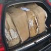 Pilscy policjanci zabezpieczyli blisko tonę tytoniu