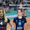 Monika Kacprzak oraz Patrycja Chrzan zawodniczkami Enei PTPS Piła
