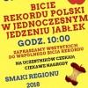 """Przed nami """"Smaki Regionów"""" i próba pobicia jabłkowego rekordu Polski"""